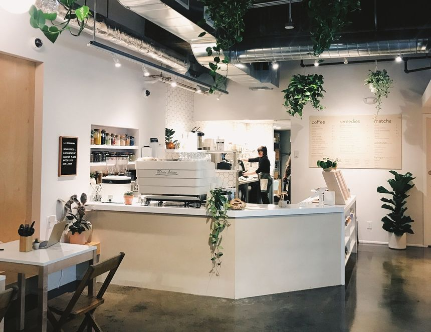 Rooted Juicery + Kitchen, Downtown
