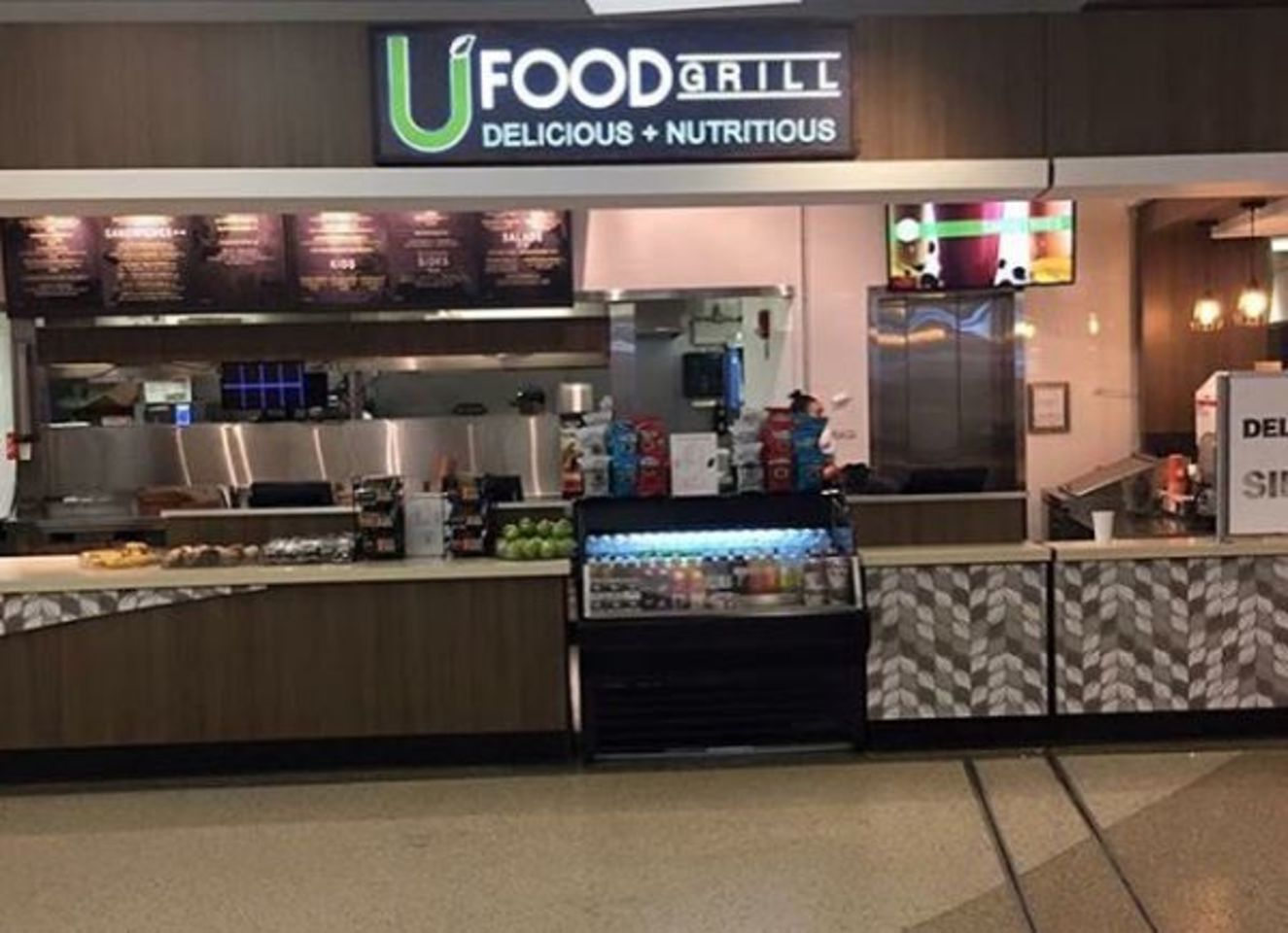 A photo of UFood Grill