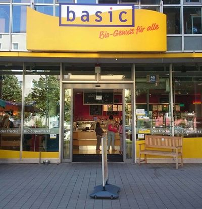 A photo of basic, München City 2