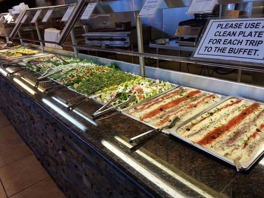 Dimassi's Mediterranean Kitchen, Campbell