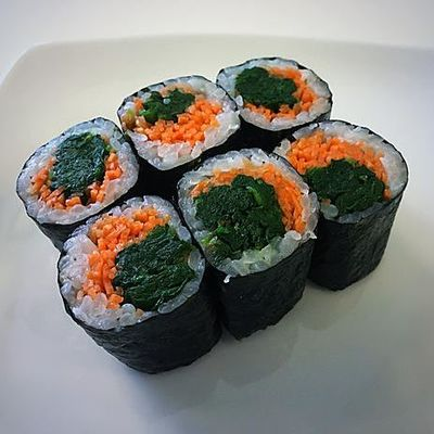 A photo of Sushi 86