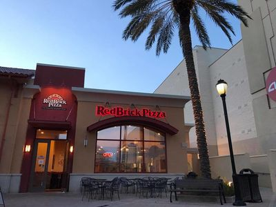 A photo of RedBrick Pizza