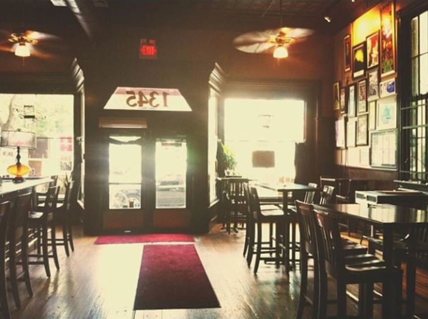 A photo of MOTR Pub