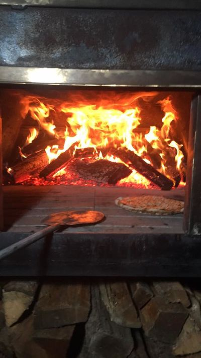A photo of Russo's Wood Fired Pizza