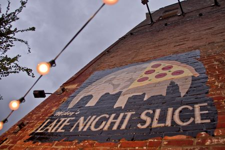 A photo of Mikey's Late Night Slice