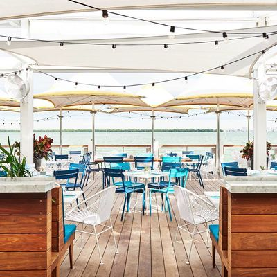 A photo of The Lido Bayside Grill