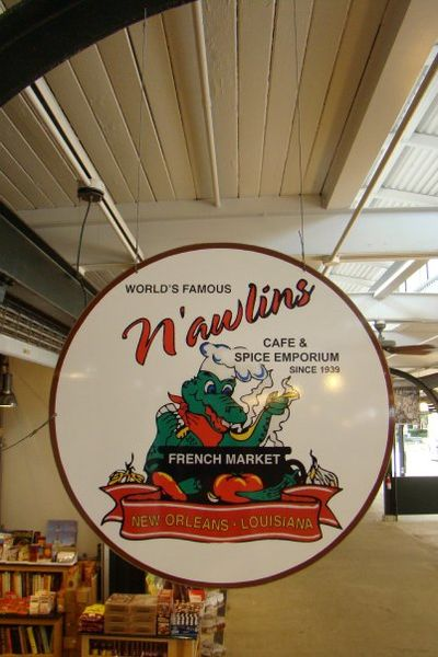 A photo of World Famous N'awlins Cafe & Spice Emporium