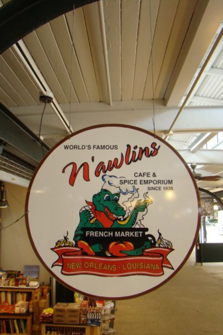 World Famous N'awlins Cafe & Spice Emporium