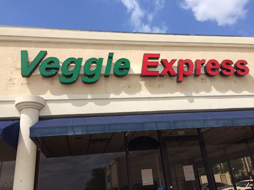 A photo of Veggie Express