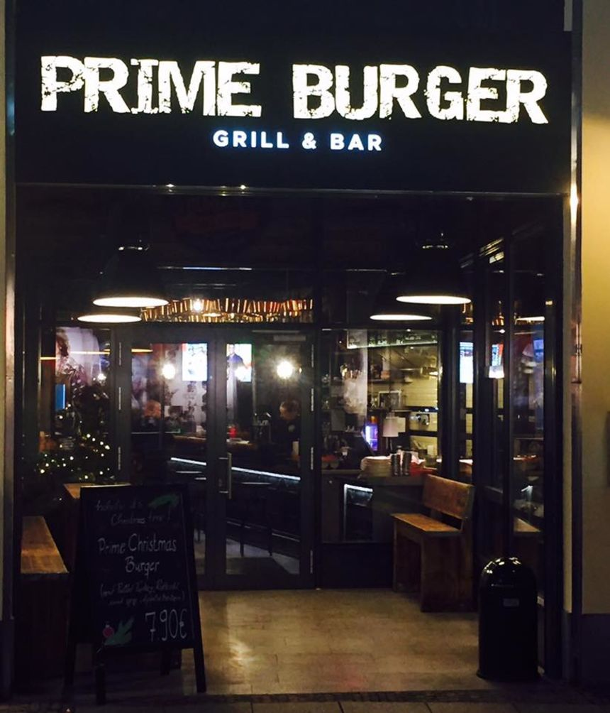 A photo of Prime Burger