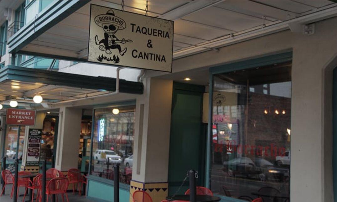 El Borracho Taqueria & Cantina