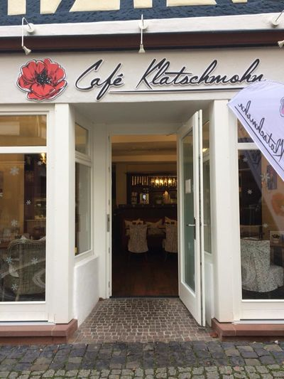 A photo of Café Klatschmohn