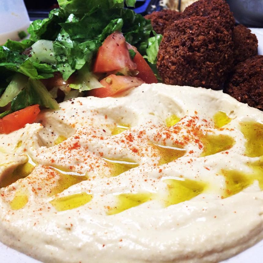 A photo of Layla's Falafel