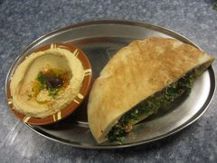 A photo of Tabouleh