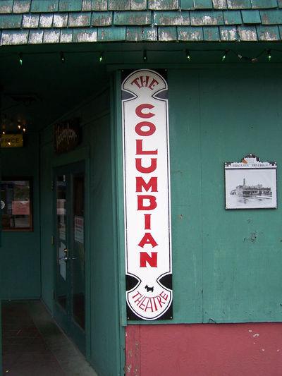 A photo of Columbian Café