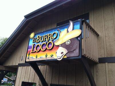 A photo of El Burro Loco