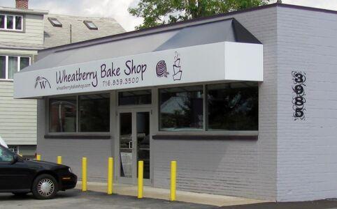 A photo of Wheatberry Bake Shop