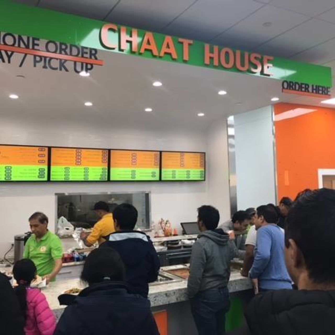 A photo of Chaat House
