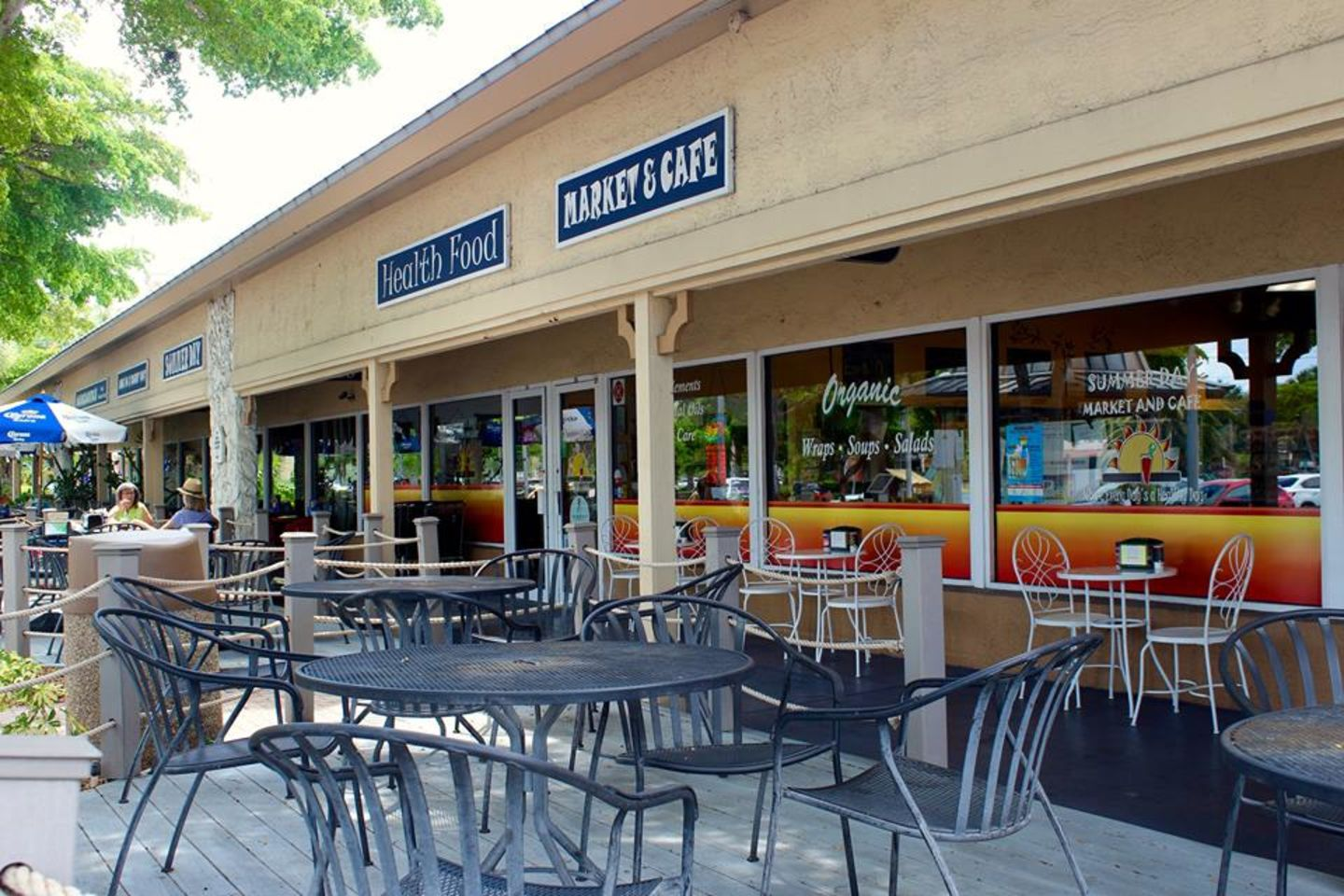 A photo of Summer Day Market & Cafe