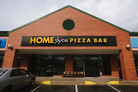 A photo of HomeSlyce Pizza Bar, Federal Hill