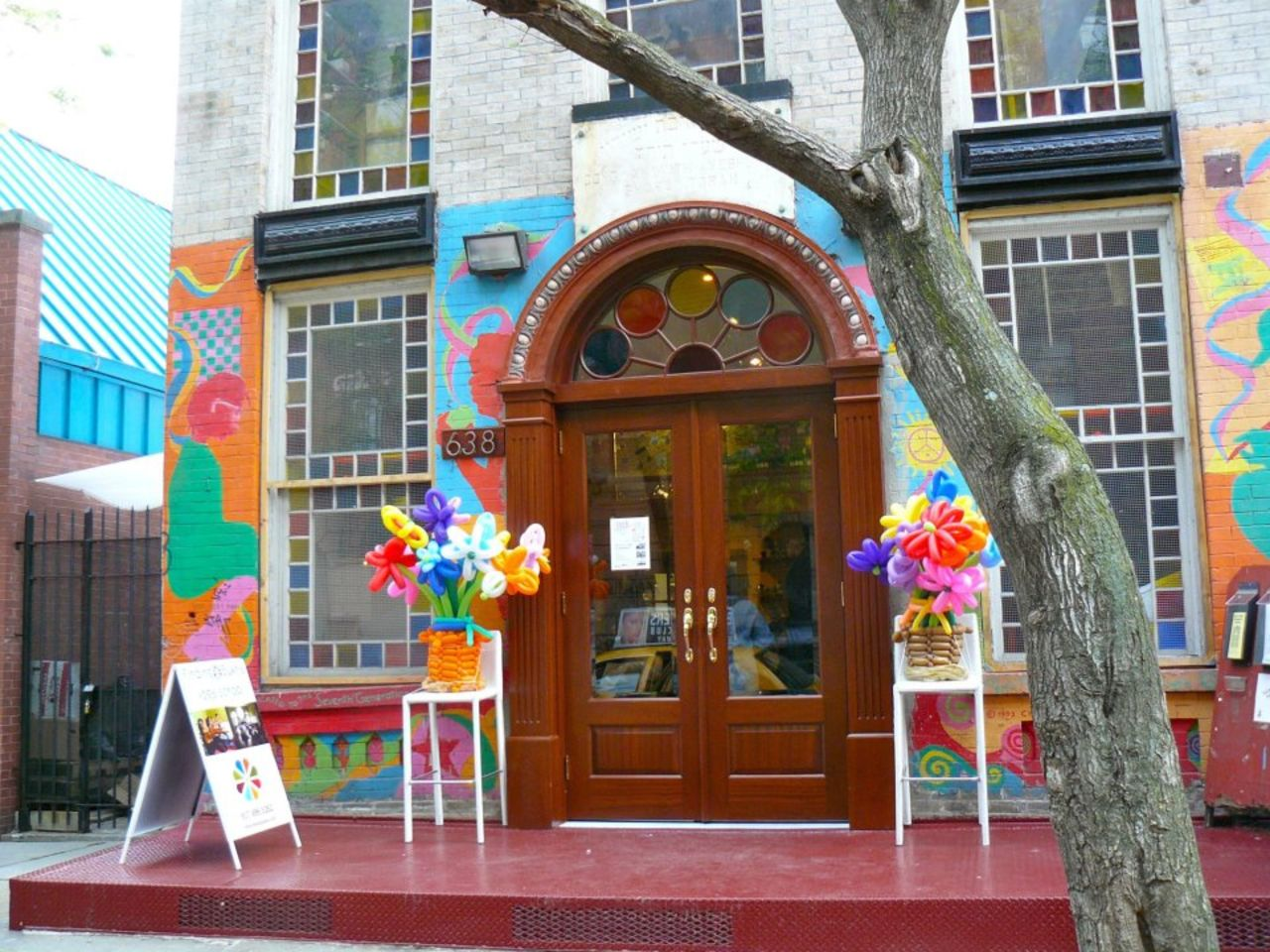 A photo of Organic Soul Café - Community Center
