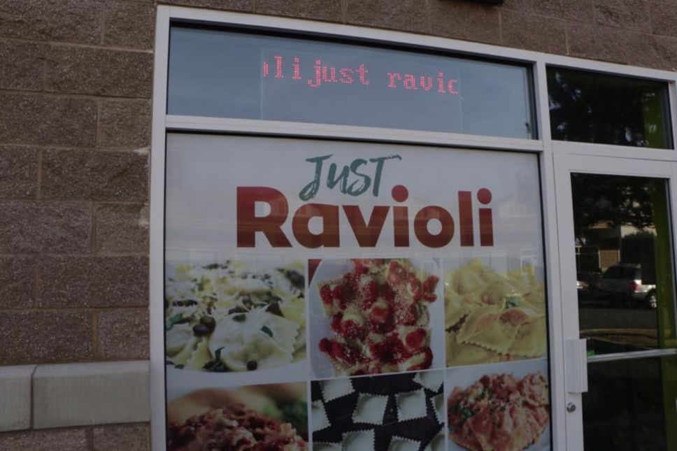 A photo of Just Ravioli