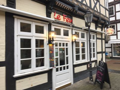 A photo of Le Feu, Celle
