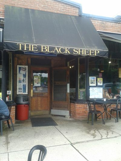A photo of The Black Sheep