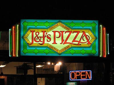 A photo of J & J's Pizza