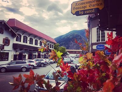 A photo of Leavenworth Sausage Garten