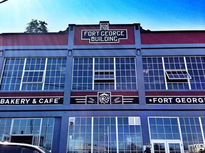 A photo of Fort George Brewery