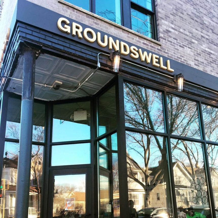 A photo of Groundswell