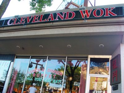 A photo of Cleveland Wok