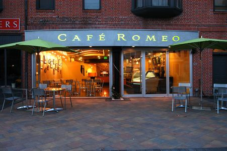 A photo of Café Romeo