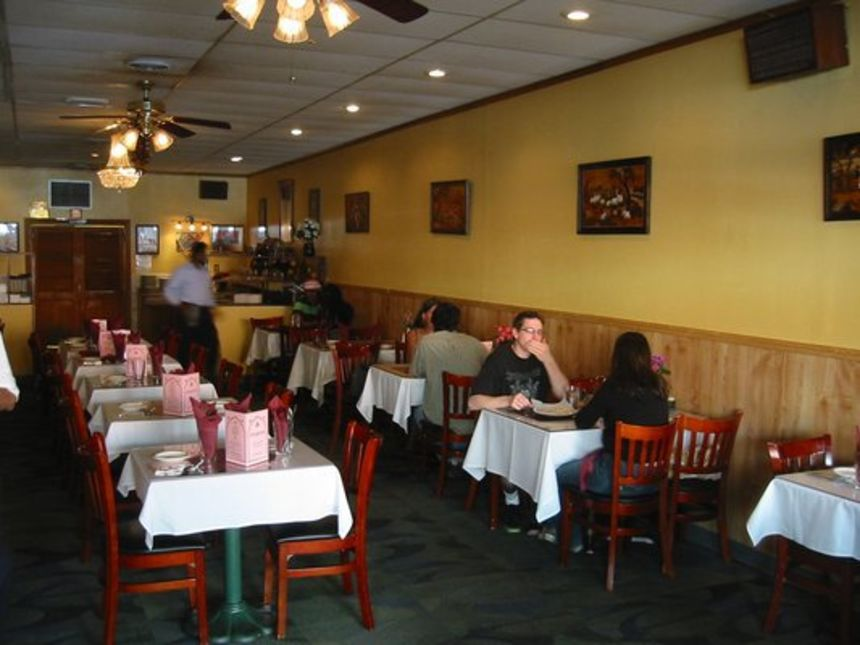 Evergreen Indian Restaurant
