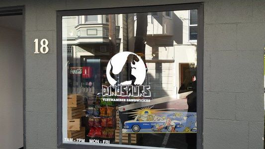 A photo of Dinosaurs, SOMA