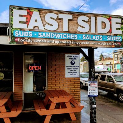 A photo of East Side Delicatessen