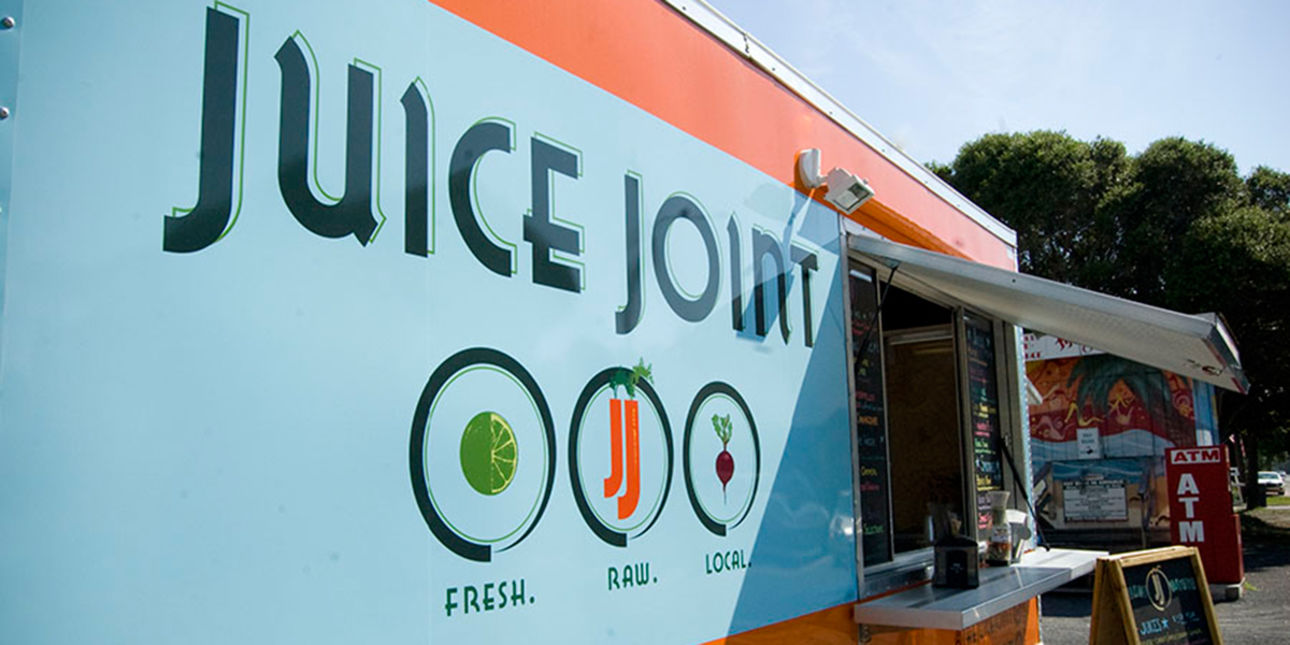 A photo of The Juice Joint, Folly Beach