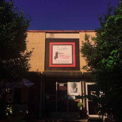 A photo of Sankofa Video Books & Café