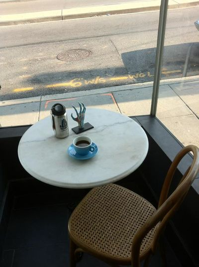 A photo of La Mano Coffee Bar