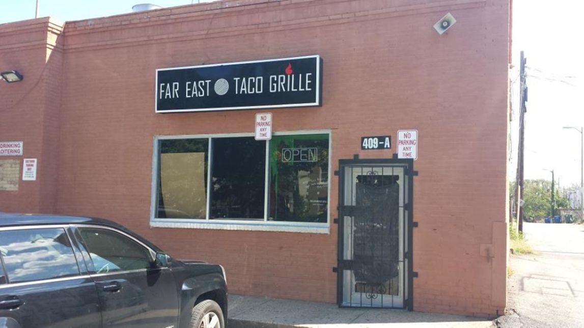 Far East Taco Grille, Capitol Hill