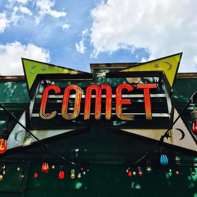 A photo of Comet Ping Pong