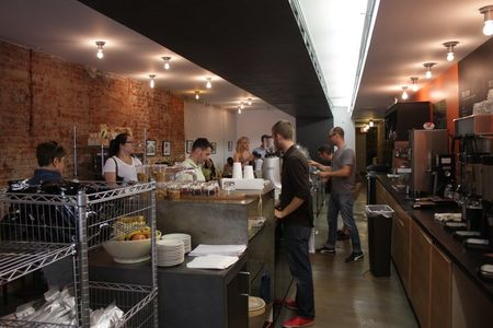 A photo of Chinatown Coffee Company