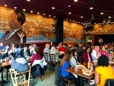 A photo of Busboys And Poets