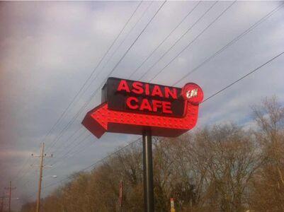 A photo of Asian Café
