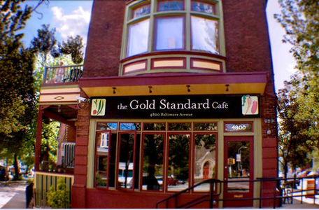 A photo of The Gold Standard Café
