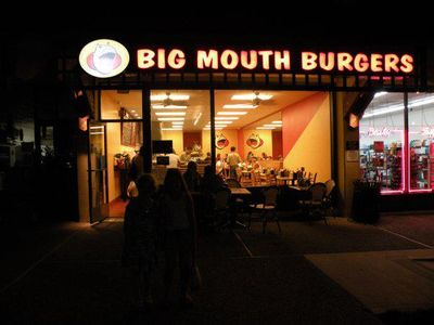 A photo of Big Mouth Burgers