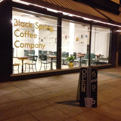 A photo of Black Spring Coffee Company