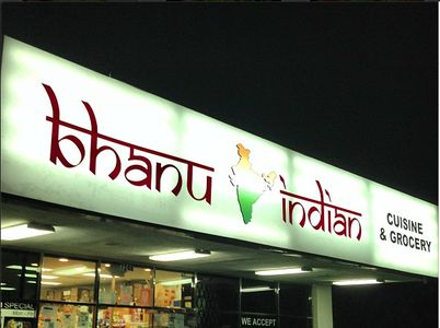 A photo of Bhanu's Indian Grocery & Cuisine