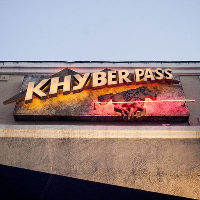 A photo of Khyber Pass